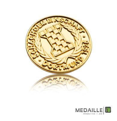 Individuelle Münzen Prägen Lassen Medaille 1de